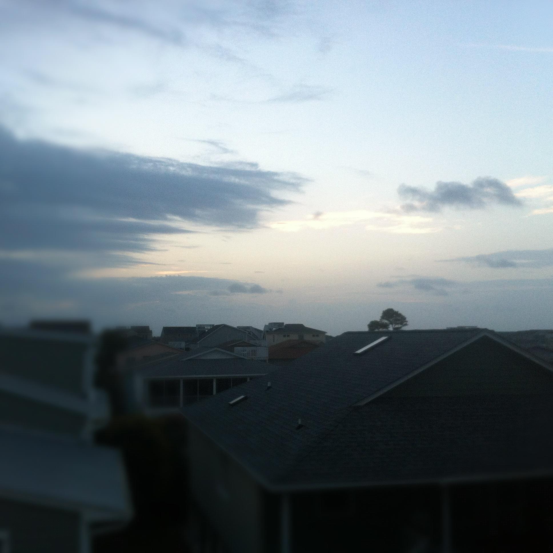 Sunset Beach Sunrise