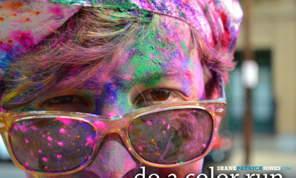 Do a Color Run Bucket List