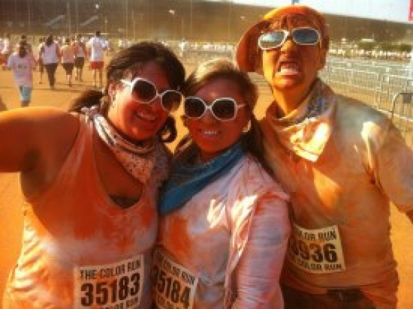 Snookie1 e13539890767791 Do a Color Run   Bucket List #8 Athletics