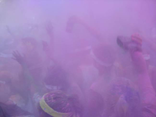So Many Colors Do a Color Run   Bucket List #8 Athletics