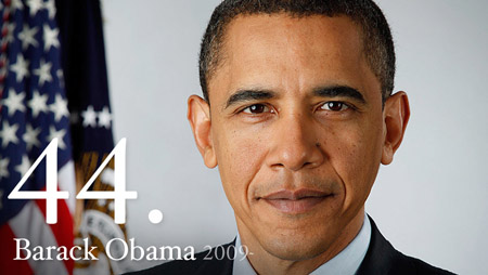 President Obama - Our 44th