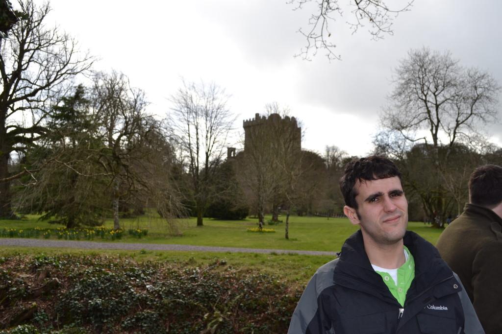 Joel Blarney Castle Walk