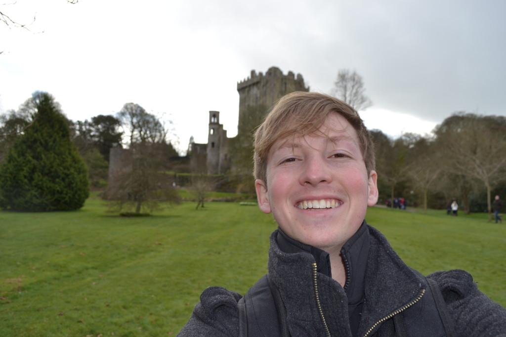 Blarney Castle Approach