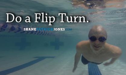 Do a Flip Turn Bucket List Idea