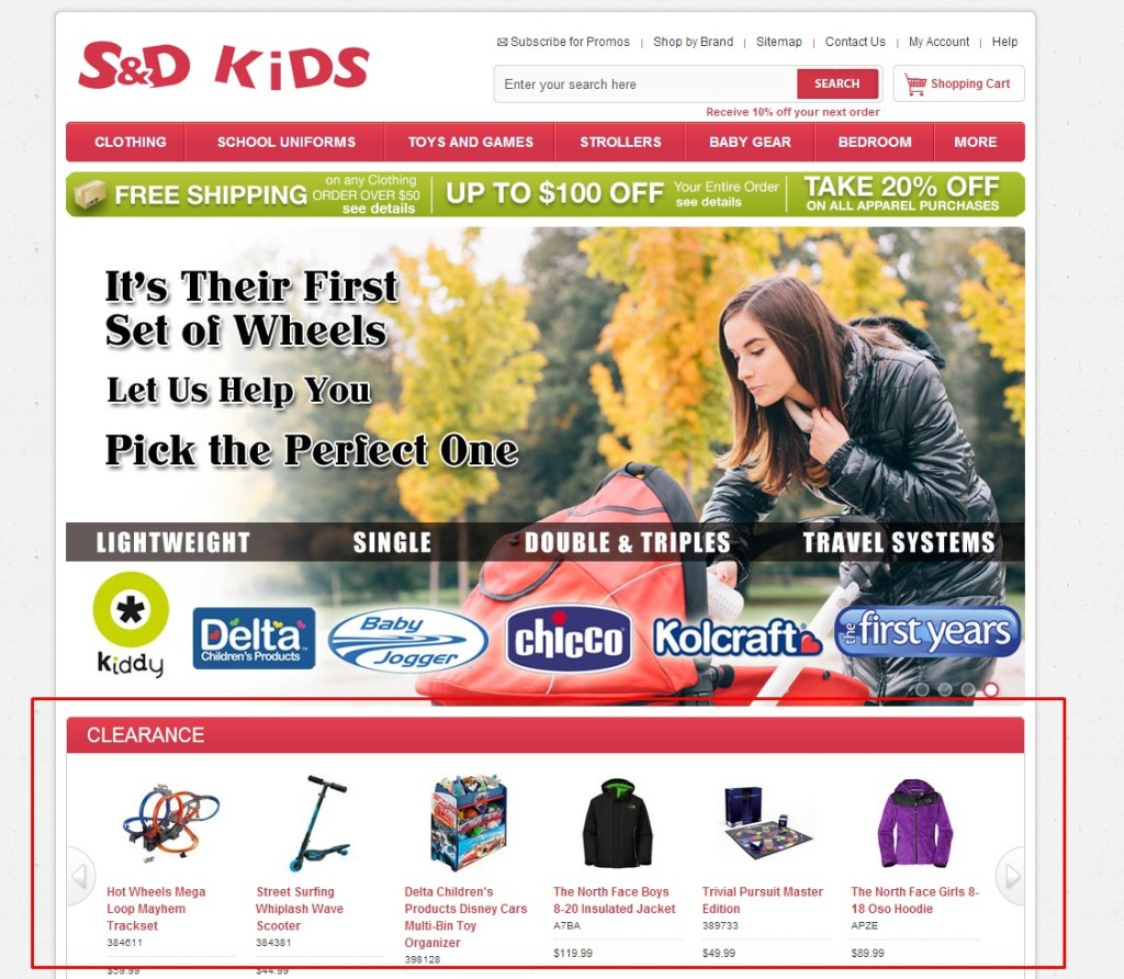 S & D Kids