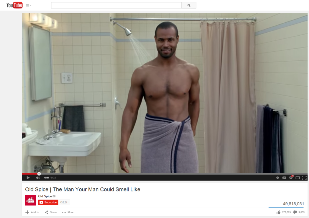 Man Your Man Could Smell Like Video Ads