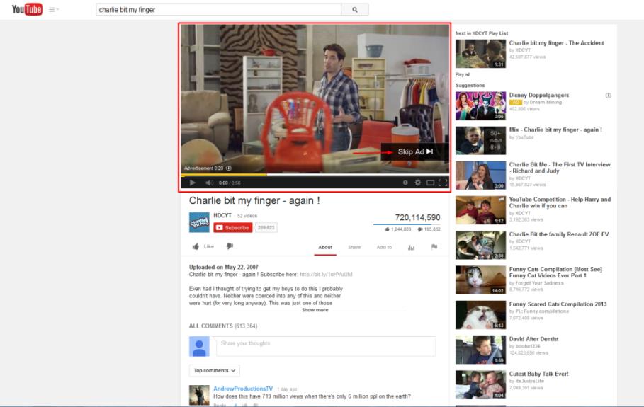 Video Ad Retargeting